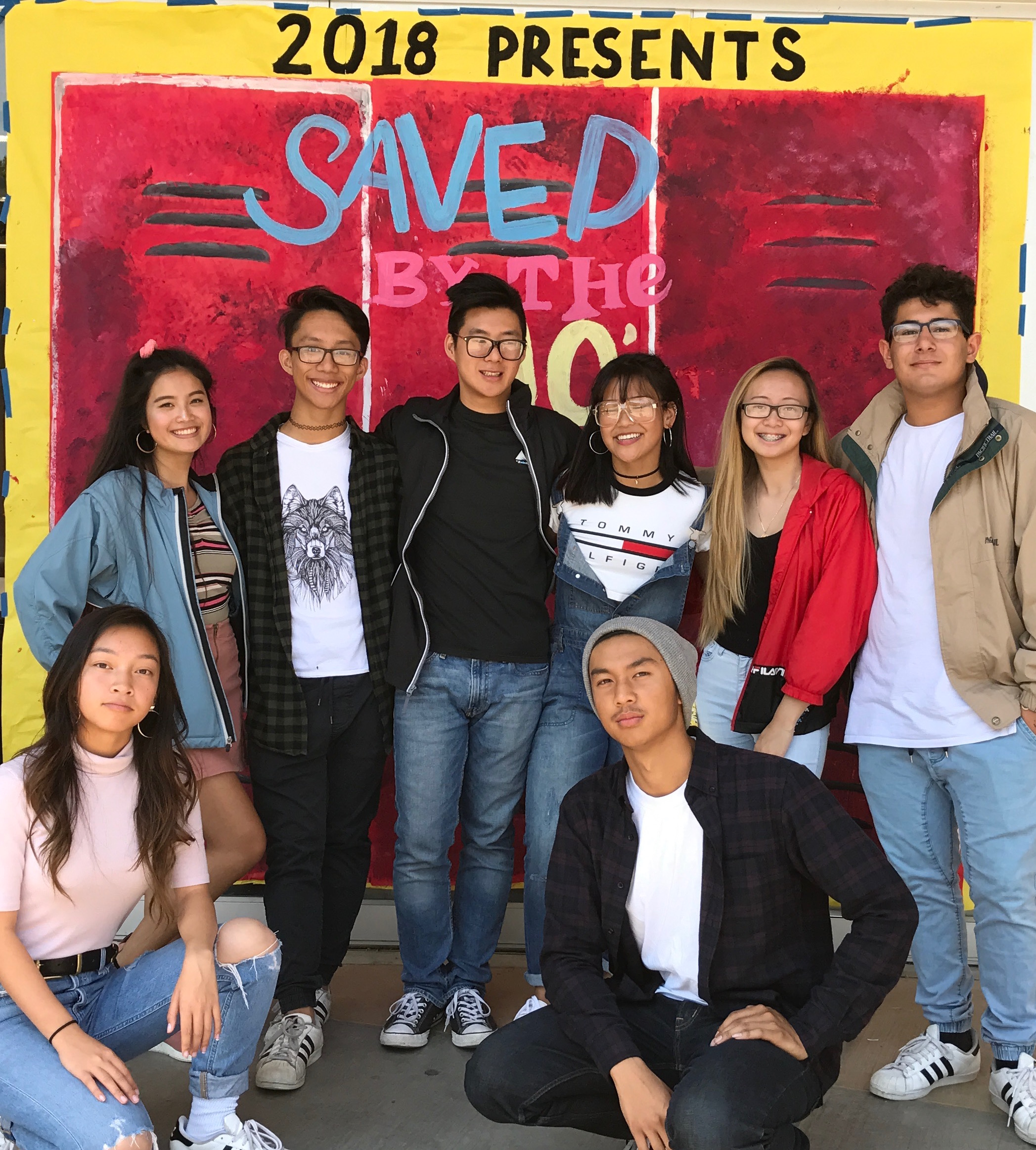 Image of 2017 2018 ASB Officers