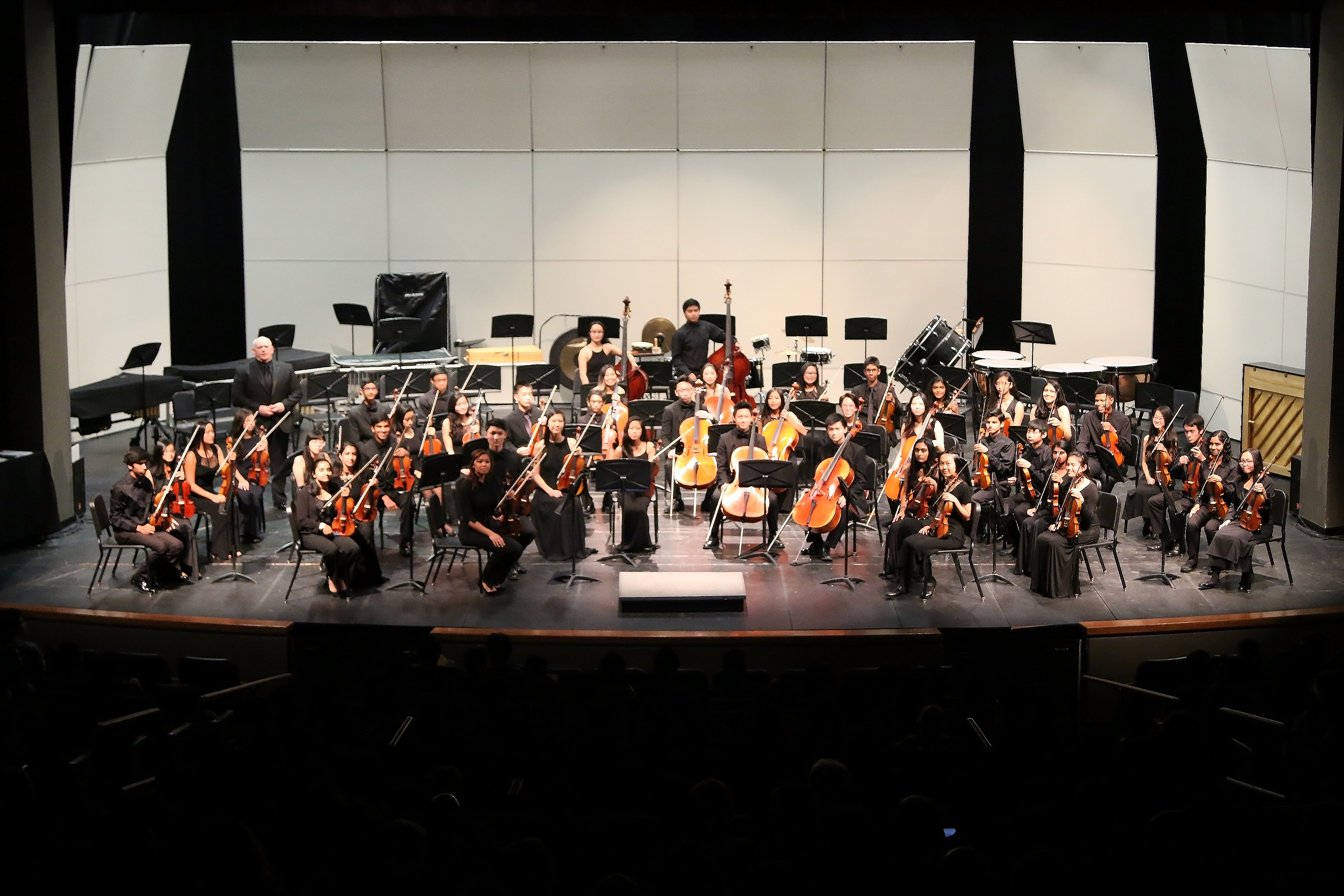 2018 Carnegie Hall Bound EVHS Advanced String Orchestra