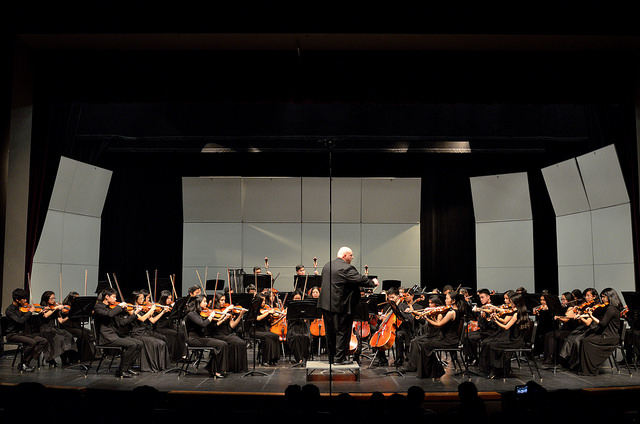 Winter Band   Orchestra Concert