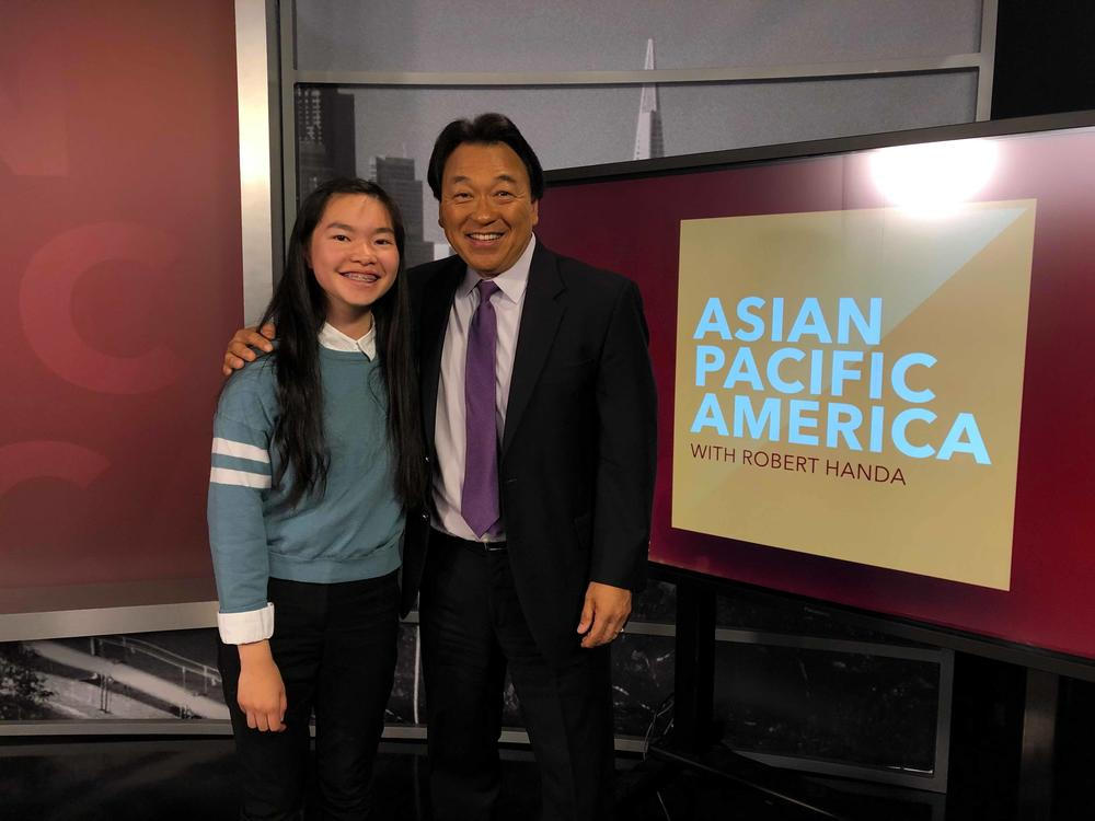 Becky Tran recognized by Asian Pacific America