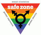 LGBTQ Safe Zone logo