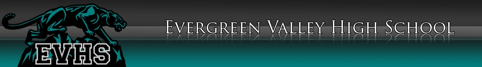 Evergreen Valley High School  Logo